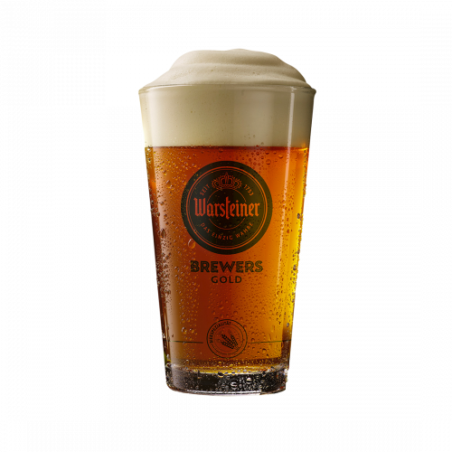 Warsteiner Brewers Gold Glas (6er Set)
