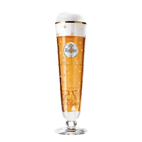 Warsteiner Tulpe Weihnachtsedition 0,25l (6er Set)