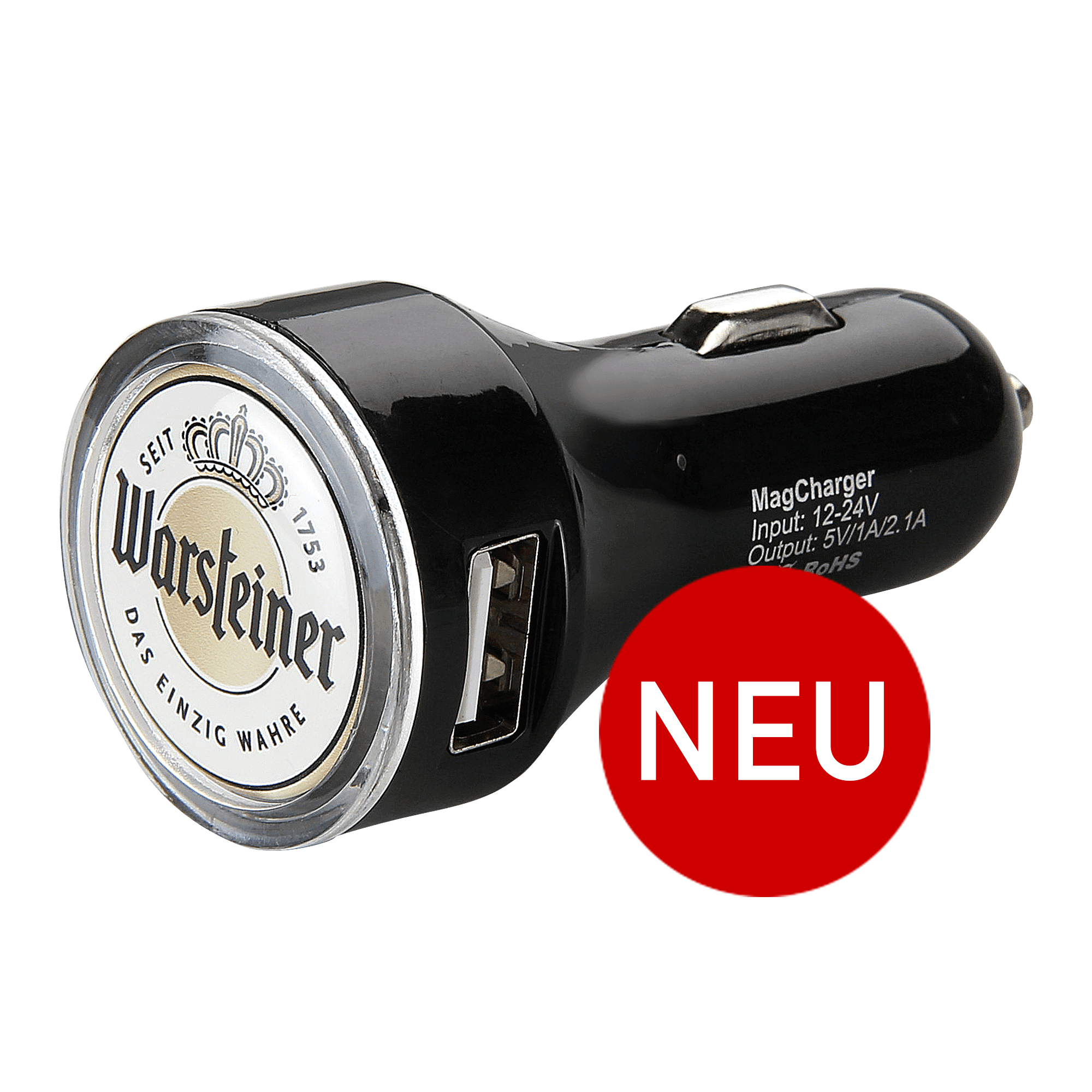 Warsteiner Car Charger