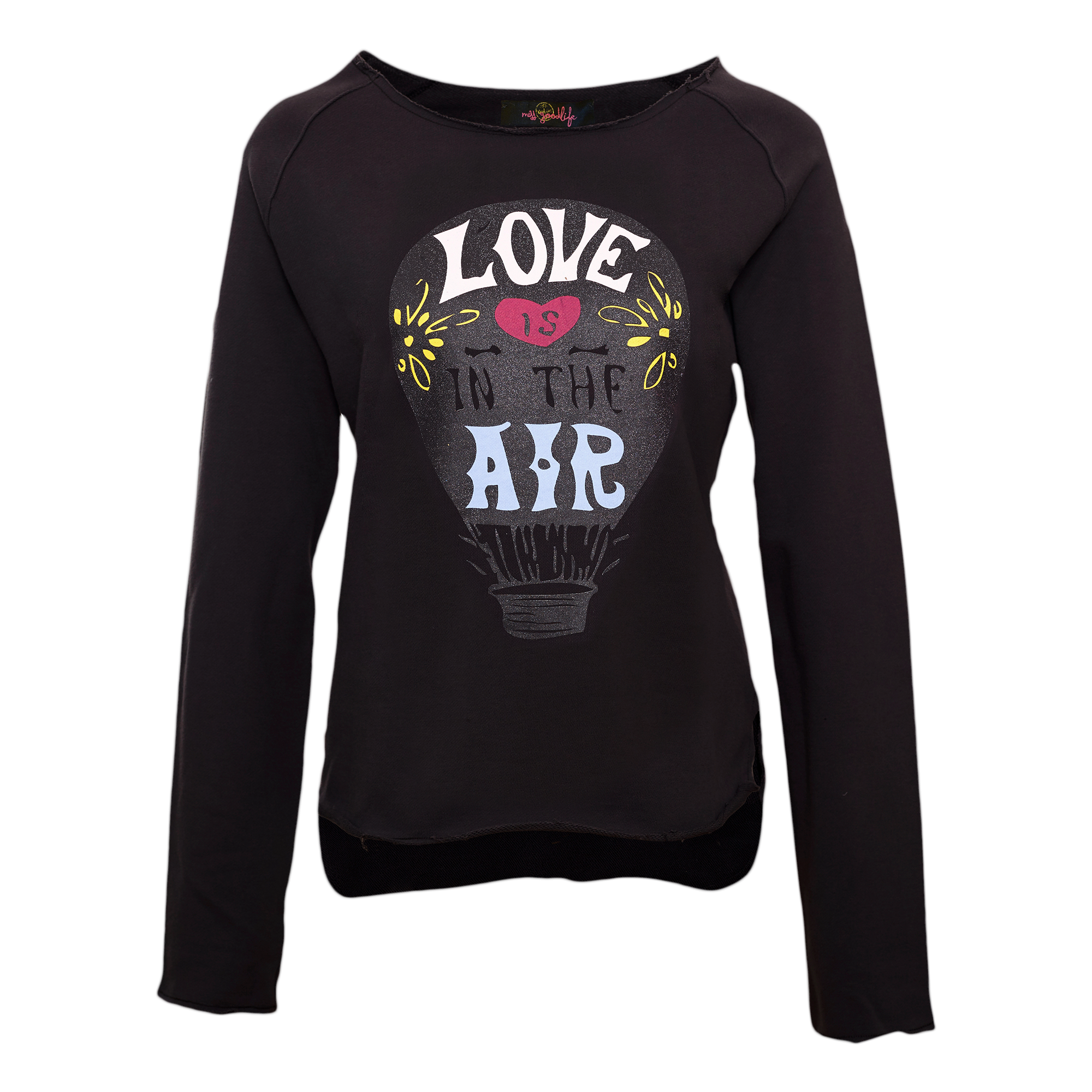 "Warsteiner ""Love is in the air"" Damen Sweatshirt"